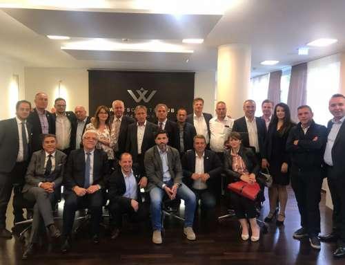 Degët e Rrjetit të Evropës u takuan në Dusseldorf
