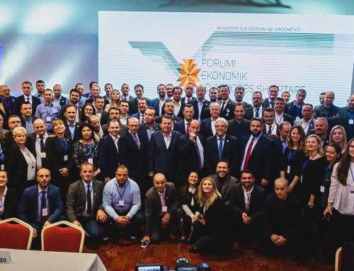Forumi ekonomik mblodhi qindra afarist shqiptarë nga bota