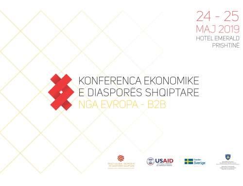 Në Prishtinë u organizua Konferenca Ekonomike e Diasporës Shqiptare nga Evropa