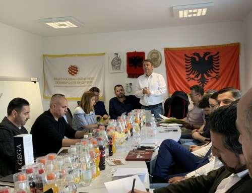 Takimi i Rrjetit në Steiermark 26 Maj 2020