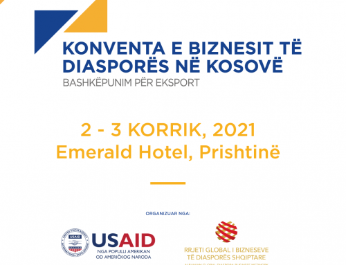 Konventa Ekonomike e Diasporës në Kosovë – eventi më i madh ekonomik pas Pandemisë